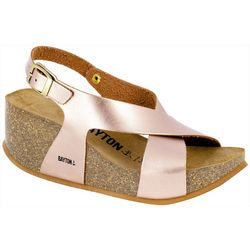 Bayton Womens Rea Cross Band Sandals