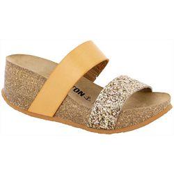 Bayton Womens Philomene Wedge Sandals