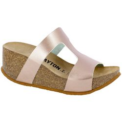 Bayton Womens Hecate Slide Sandals