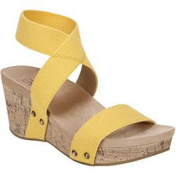 LifeStride Womens Del Mar Wedge Sandals