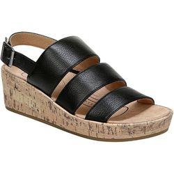 LifeStride Womens Wynonna Wedge Sandals