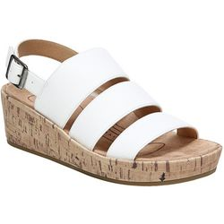 LifeStride Womens Wynonna Wedge Sandals