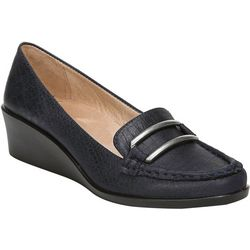 LifeStride Womens Lennox Wedge Loafers