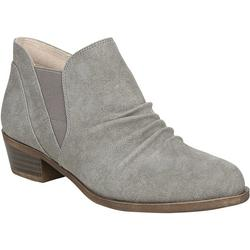 Womens Aurora Ruched Booties