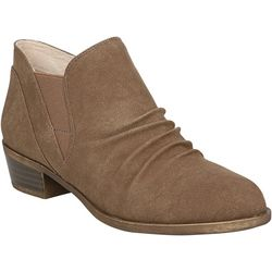 LifeStride Womens Aurora Ruched Booties