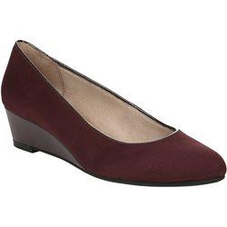 LifeStride Womens Hadley Wedge Shoes