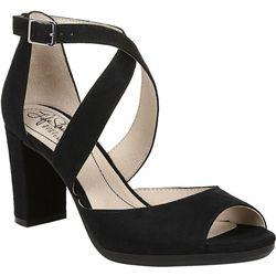LifeStride Womens Allison Heeled Sandals