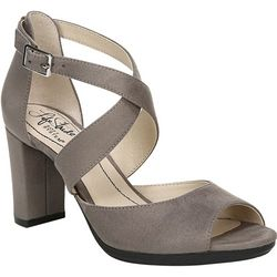 LifeStride Womens Allison Heeled Sandals