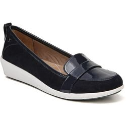 LifeStride Womens Nadia Loafer Style Wedges