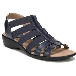 LifeStride Womens Toni Strappy Sandals