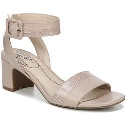 LifeStride Womens Carinval Solid Dress Sandals