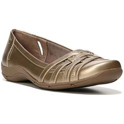 Womens Diverse Twisted Loafers