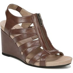 LifeStride Womens Hollie Wedge Sandals
