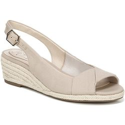 Womens Socialite Espadrille Wedges