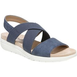 LifeStride Womens Plush Sandals