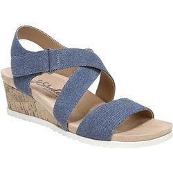 LifeStride Womens Sincere Wedge Sandals
