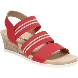 LifeStride Womens Sunshine Wedge Sandals