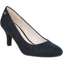 LifeStride Womens Parigi Fabric Heels