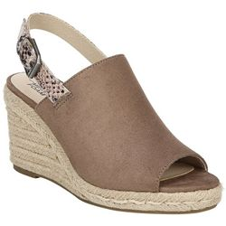 LifeStride Womens Trina Wedge Sandals