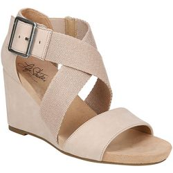 LifeStride Womenbs Hayden Wedge Sandals