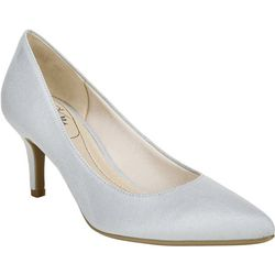 LifeStride Womens Sevyn Fabric Heels