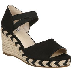 LifeStride Womens Taffy Espadrille Sandals