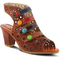 Spring Step Womens L'Artiste Alaina Sandals