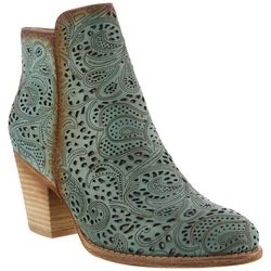 Spring Step Womens L'Artiste Alivia Ankle Boots