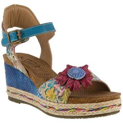 Spring Step Womens L'Artiste AnnaMarie Sandals