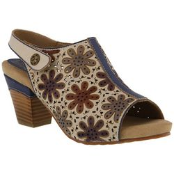 Spring Step Womens L'Artiste Racquel Sandals