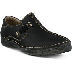 Spring Step Womens Coed Slip On Shoes