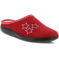 Spring Step Womens Flexus Tristar Slippers