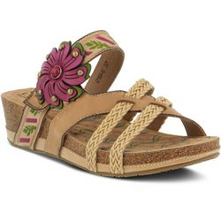 Spring Step Womens L'Artiste Deonna Slide Sandals