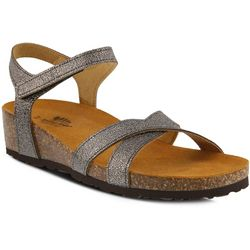 Spring Step Womens Illian Strappy Sandals