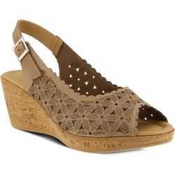 Spring Step Womens Malana Wedge Sandals