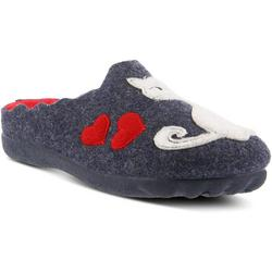 Womens Flexus Pennelopie Wool Slippers