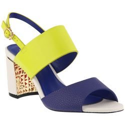 Spring Step Azura Olgica Color Block Sandals