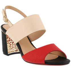 Spring Step Azura Olgica Color Block Sandals