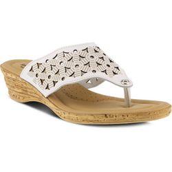 Spring Step Womens Tiffany Thong Sandals
