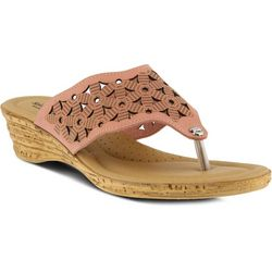 Spring Step Womens Tiffany Thong Sandals