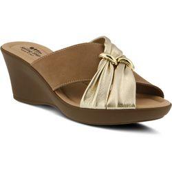 Spring Step Womens Felim Slide Sandals