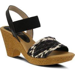 Spring Step Womens Batsheva Woven Sandal