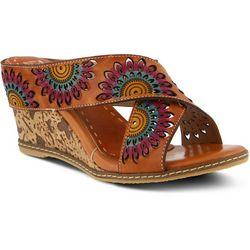Spring Step Womens L'Artiste Enticing Slide Sandal