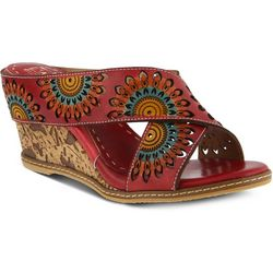 Spring Step Womens L'Artiste Enticing Slide Sandal