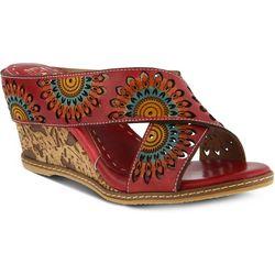 Womens L'Artiste Enticing Slide Sandal