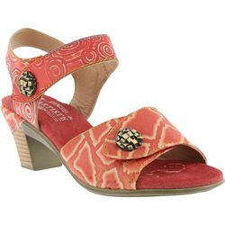 Spring Footwear Womens Alluroe Sandals