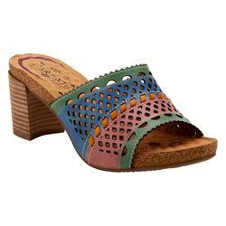 Spring Footwear Womens Vilda Slide Sandals