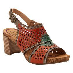 Spring Footwear Womens Leonara Sandals