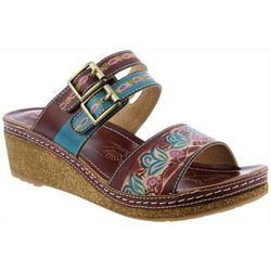 Spring Footwear Womens L'Artiste Tirgrida Sandals