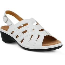 Womens Kaylana Leather Sandal